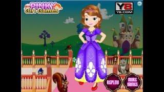 Princess Sofia The First Hair Cut - Y8.com Online Games by malditha
