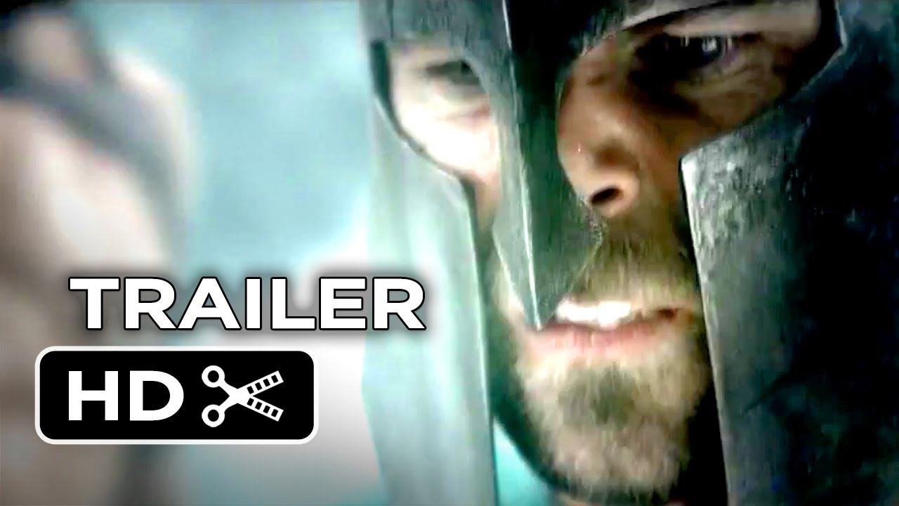 300: rise of an empire official trailer #3 (2014) - lena headey, eva