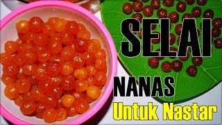 Selai Nanas Homemade Untuk Isian Nastar