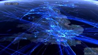 Heathrow Plus Europe Summer Real Flight Data