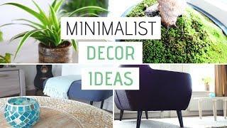 My Minimalist Apartment | Minimalist Decor Ideas