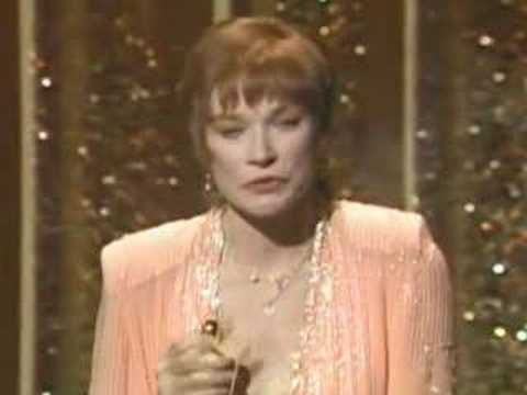 Shirley MacLaine Wins Best Actress: 1984 Oscars