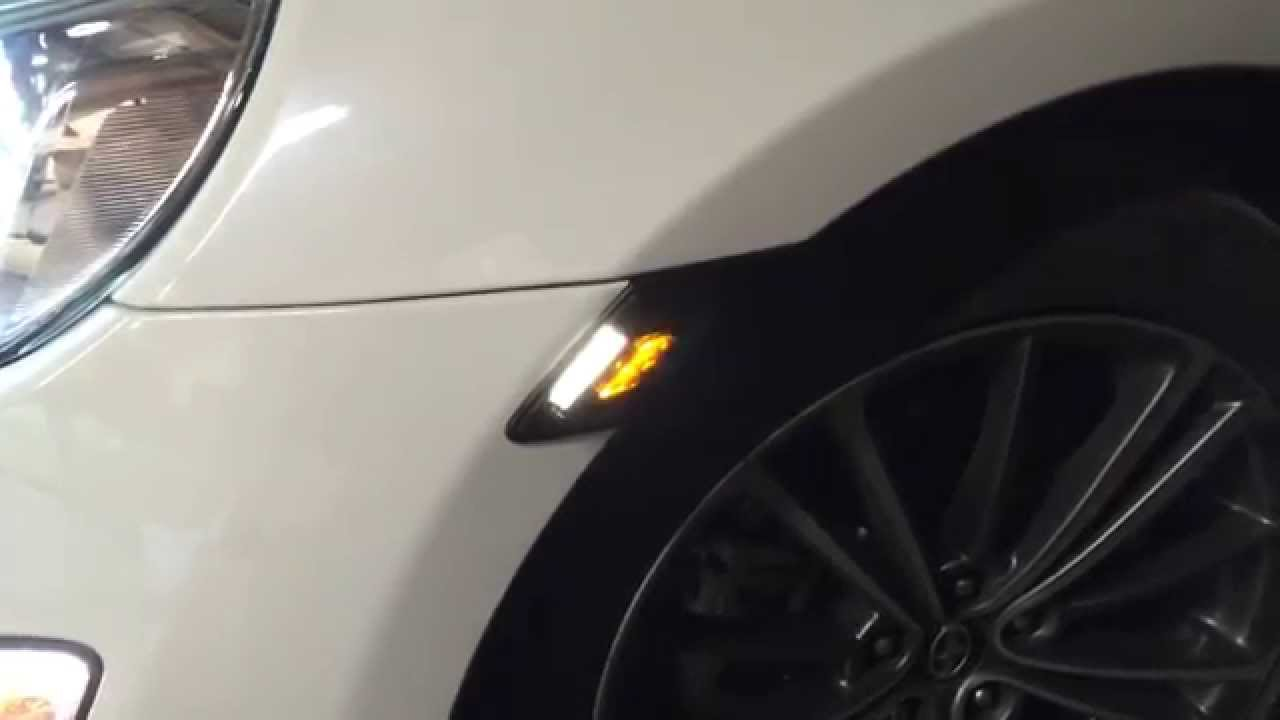 Led Side Marker Signal Parking Lights For Scion Fr S