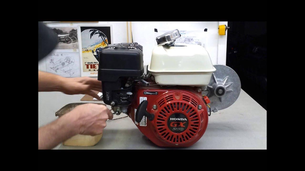 The Cyclekart Workshop Honda Gx 200 Performance Upgrades