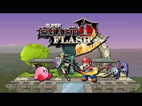 Super Smash Flash 2 Online [German/HD] mit Mathieu und grotemio - Pures Gemätzel!