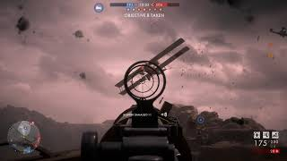 Lone Survivor Battlefield 1 LMG