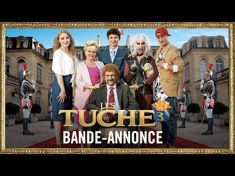 Les Tuche 3 - Bande-annonce officielle HD streaming vf