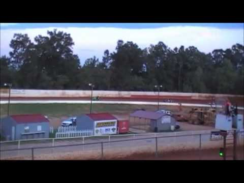 USAC Ford Focus Midgets East Lincoln Speedway 8/15/11
