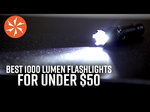 best-1000-lumen-flashlights-under-$50-available-at-knifecenter.com