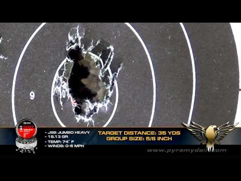 Air Arms Pro-Sport  air rifle - AGR Episode #99 1/2