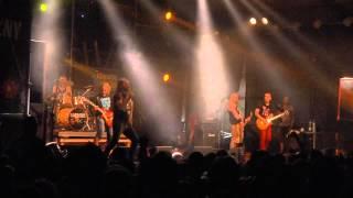 KABANOS - Czary-mary (pierwszy raz na żywo - live at Woodstock 2014)