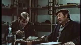 """Фитиль №135-07 """"Ставь птицу"""" (1977)"""