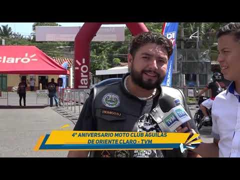 Tuning Show Las Aguilas de Oriente, Claro El Salvador y TVM Television Migueleña 2019