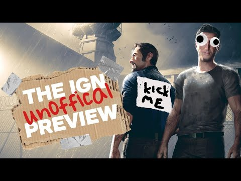 Download Youtube: A Way Out - The Unofficial IGN Preview