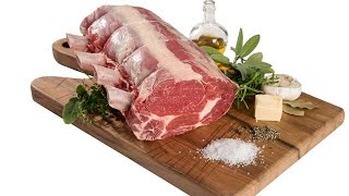 Oishii Dry Ageing with Beef at Home