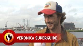 Chris Zegers over zijn nieuwe klus Down voor Dummies - Veronica Superguide