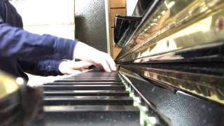 【Piano】It Takes Two−CHEMISTRY(Cover)
