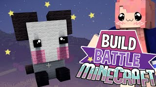 Lions, Tigers & Bears! | Build Battle | Minecraft Building Minigame