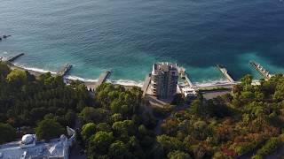 """Гостевой дом """"Дом в соснах"""" Мисхор: где находится, что рядом, дорога на пляж"""