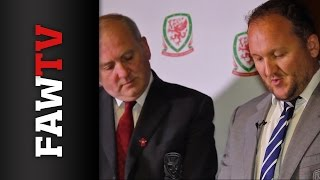 FAW Welsh Cup: Qualifying Round 1 Draw