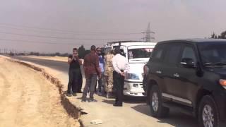 قناة السويس الجديدة : فيديو حصرى يظهر عمليات الحفر فى حدائق المانجو