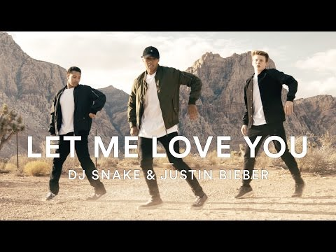 DJ Snake & Justin Bieber - Let Me Love You | Darrell Rivera Choreography | Dance Stories