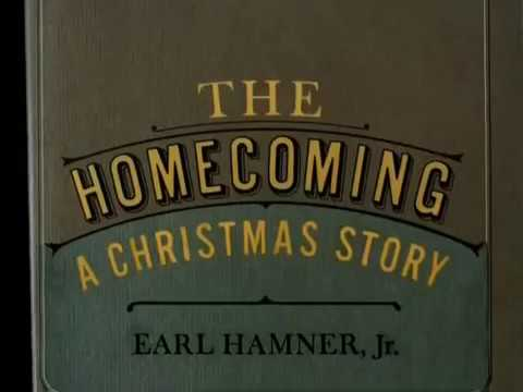 The Walton's Christmas movie, the homecoming