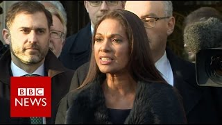 Brexit   Gina Miller 'Parliament alone is sovereign'   BBC News
