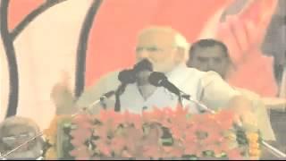 Live: Narendra Modi Rally in Aligarh, Uttar Pradesh