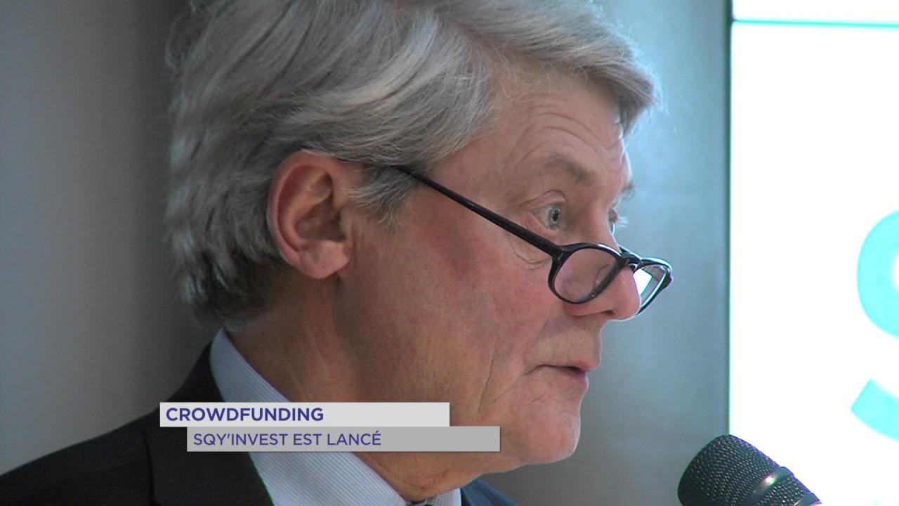 Crowdfunding : SQY'Invest est lancé