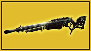 Destiny 2: How t๐ Get Dead Man's Tale - Exotic Scout Rifle