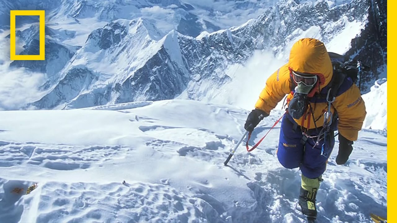 Ed Viesturs: The Will to Climb | Nat Geo Live