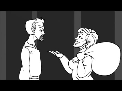 Would you rather? Cenimatic art test for Telltale Games