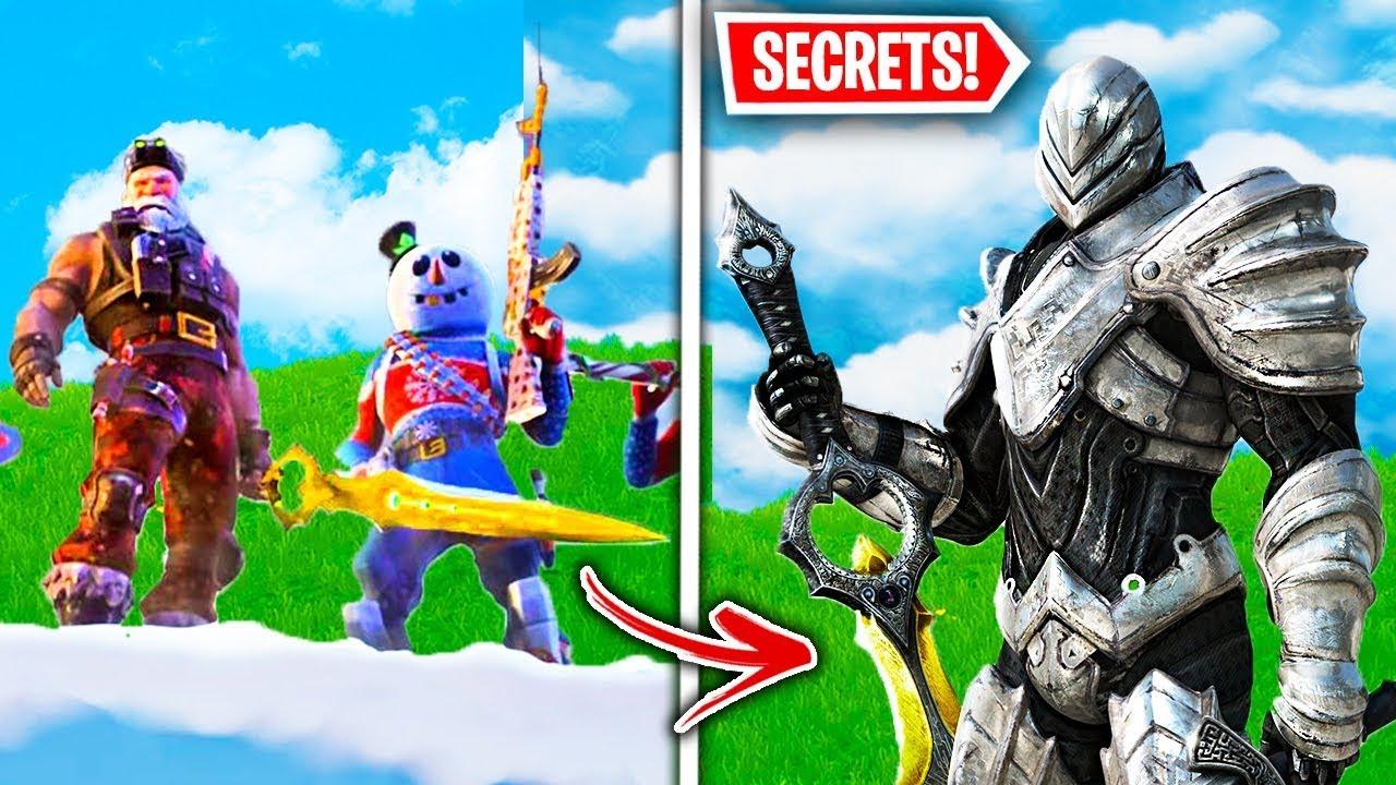 Top 10 Fortnite Season 7 Secrets You Need To Know Youtube