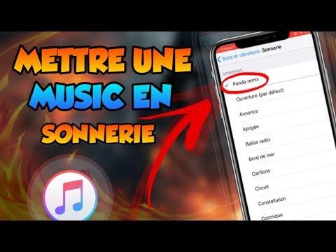 [TUTO] Mettre Sa Musique Préférée En Sonnerie Sur iOS Sans Pc / Jailbreak 2018/19