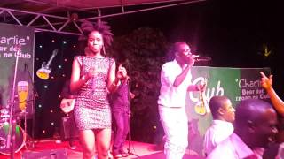 """Okyeame Kwame & MzVee perform """"Small Small"""" live at +233"""