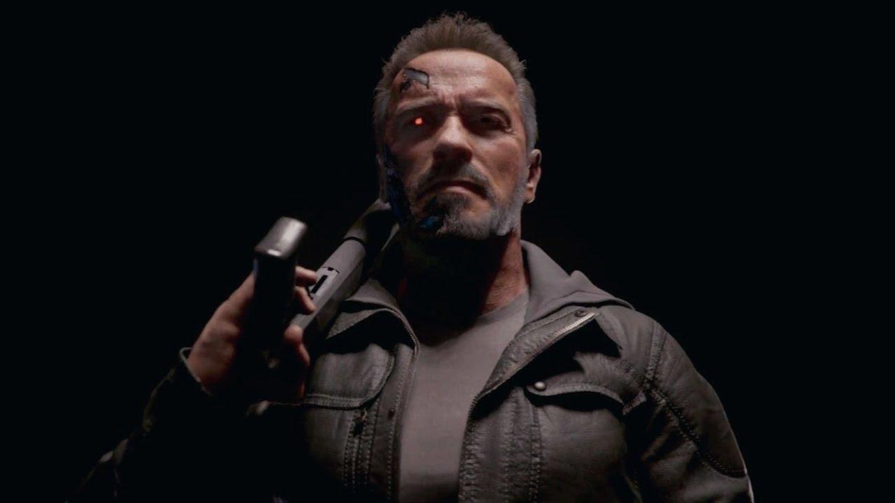 Terminator recopilación [Ranked/MK11]