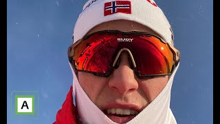 First win of the season at Beitostølen | Vlog 46⁴