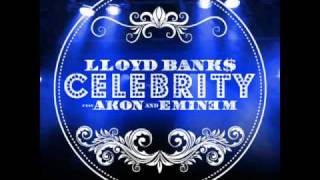 Lloyd Banks ft. Akon Ft Eminem - CELEBRITY (REMIX - CDQ) + Free Download