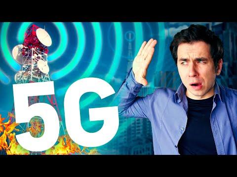 Как работает 5G? Все мифы и правда!