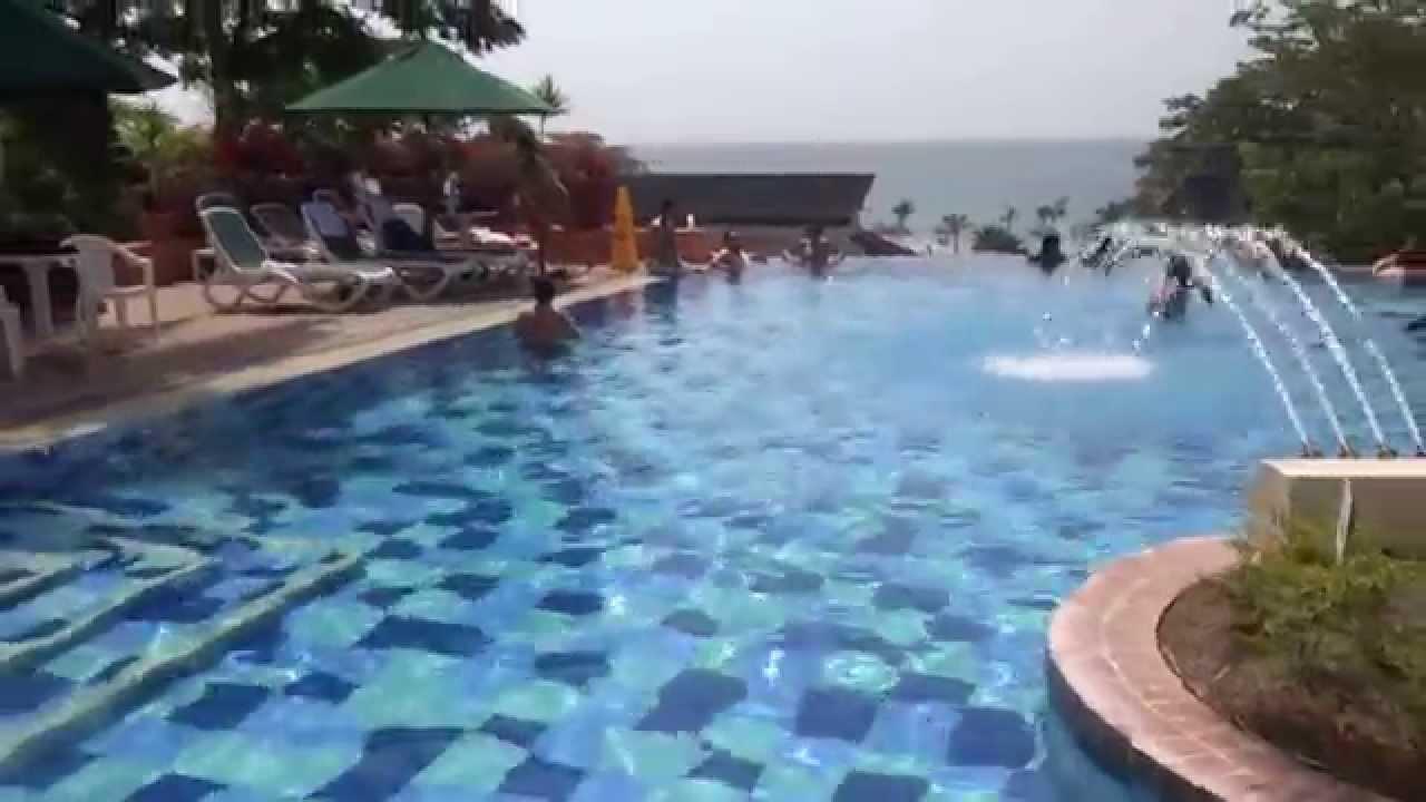 Pool Bar Of Panama In Royal Decameron Golf Resort March 2017