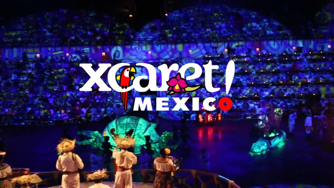 Xcaret M Xico Espectacular Show Nocturno 2017 Parte 3