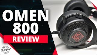 OMEN 800 Gaming Headset by HP | Best Headset Under $100??