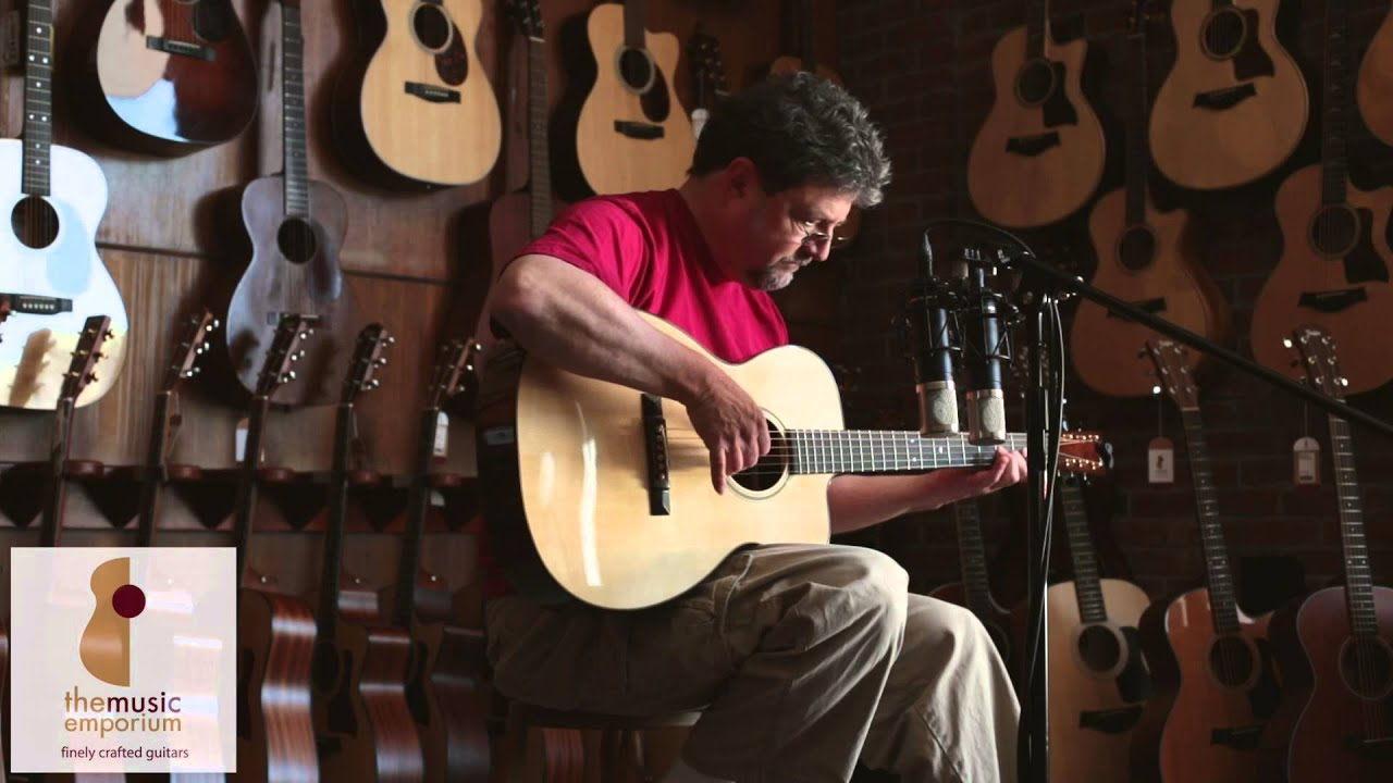 Guitar Demo | Video Gallery Category | Bourgeois Guitars