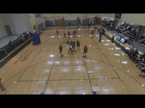 High Point Christian Academy vs Cannon 08 30 16 Varsity Volleyball