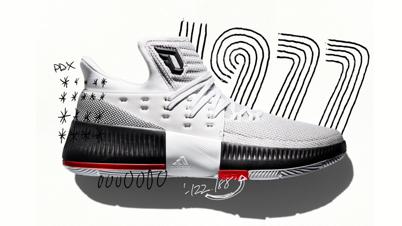 From 3 Dame Shoes Damian Youtube Lillard 3rd Signature Home Adidas p5PqYq