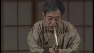 平成13年12月の高座.