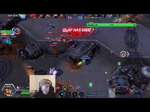 ARAM Braxis Outpost VIkings Globe Quest New Record(LONG GAME)