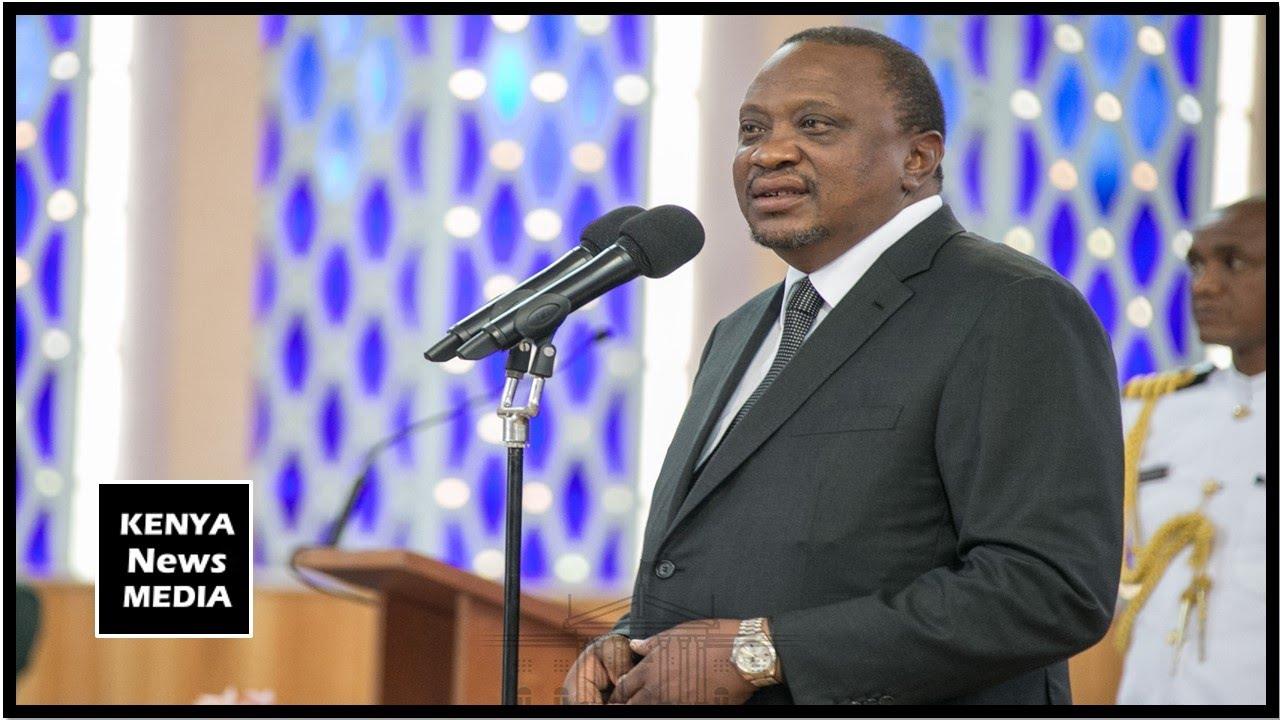 UHURU KENYATTA SPEECH AT 41ST ANNIVERSARY MEMORIAL OF MZEE JOMO KENYATTA