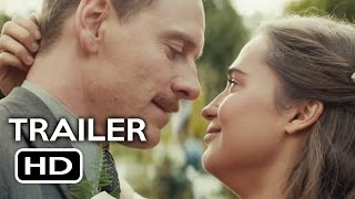 The Light Between Oceans Official Trailer 1 2016 Michael Fassbender Alicia Vikander Movie HD